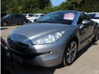 Peugeot RCZ Coupe 2.0 HDi 163 GT 2dr