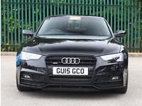 Audi A5 Coupe 2.0 TDi 177 Quattro Black Edition +