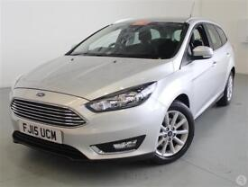 Ford Focus Estate 1.5 TDCi Titanium Navigation 5dr