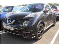 Nissan Juke 1.6 DiG-T Nismo RS 5dr 4WD Recaro Pack