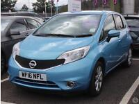 Nissan Note 1.2 DiG-S Acenta 5dr Auto