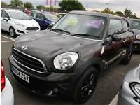 Mini Paceman Cooper 1.6 D ALL4 Pepper Pack 3dr