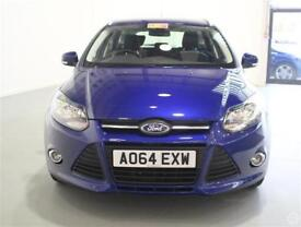 Ford Focus Estate 1.6 Zetec Navigator 5dr