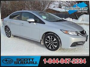 2014 Honda Civic EX Heated Seats Sunroof Auto