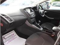Ford Focus Estate 1.6 TDCi Zetec 5dr Nav