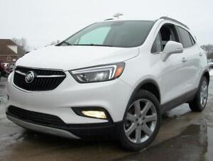2017 Buick Encore AWD|Navi|Sunroof|Remote Start|Heated Seats