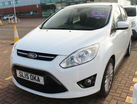 Ford C-Max 1.6 TDCi Titanium 5dr