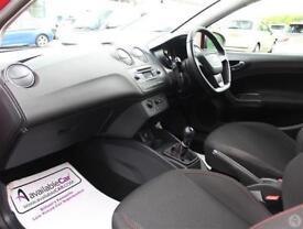 Seat Ibiza Coupe 1.6 TDi FR 3dr Nav