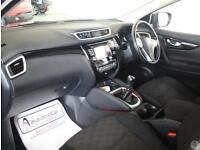 Nissan Qashqai 1.6 dCi 130 N-Tec+ 5dr 2WD