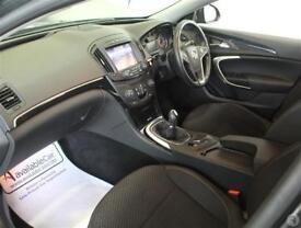 Vauxhall Insignia 2.0 CDTi 140 E/F Tech Line 5dr
