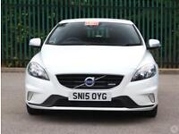 Volvo V40 1.6 D2 115 R DESIGN 5dr Leather