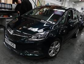 Vauxhall Zafira Tourer 1.4T 140 SRi 5dr Auto Leath