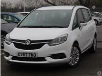 Vauxhall Zafira Tourer 1.4T Design 5dr