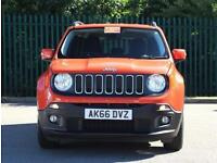 Jeep Renegade 1.6 Multijet Longitude 5dr 2WD