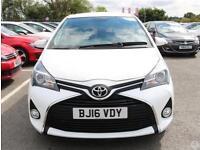 Toyota Yaris 1.33 VVT-i Icon 5dr Nav