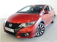 Honda Civic 1.4 i-VTEC SE Plus 5dr Nav