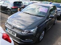 Volkswagen Polo 1.4 TDi Match Edition 3dr