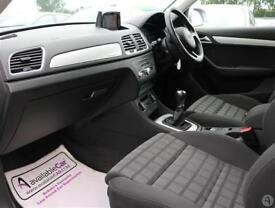 Audi Q3 2.0 TDI 150 Quattro SE 5dr 4WD