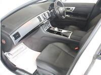 Jaguar XF 2.2d 200 R-Sport 4dr Auto