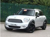 Mini Countryman Cooper 1.6D 5dr Chili Pack 18in A