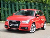 Audi A1 Sportback 2.0 TDI 140 S Line 5dr Tech Pack