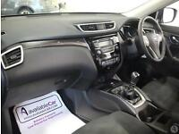 Nissan X-Trail 1.6 dCi 130 Acenta 5dr 2WD 5 Seat S