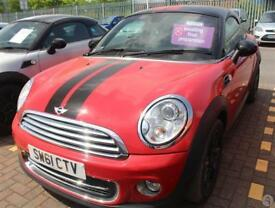 Mini Coupe Cooper 1.6 3dr Chili Pack Leather