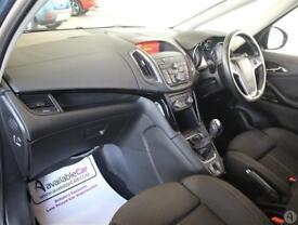 Vauxhall Zafira Tourer 2.0 CDTi 165 SRi 5dr