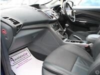 Ford C-Max 2.0 TDCi Titanium X 5dr City Pack
