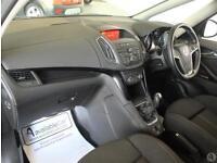 Vauxhall Zafira Tourer 1.4T SRi 5dr 18in Alloys