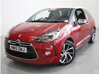 Citroen DS3 1.6 THP 155 DSport+ 3dr