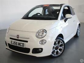 Fiat 500C 1.2 S 2dr 16in Alloys
