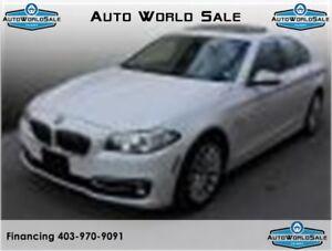 2014 BMW 528i|AWD|X-DRIVE|BACKUP CAMERA|NAVI PACK|