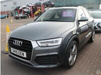 Audi Q3 2.0 TDI 150 S Line 5dr 2WD 19in Alloys
