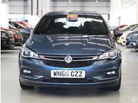 Vauxhall Astra Estate 1.6 CDTi 136 SRi 5dr Auto
