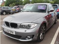 Bmw 1 Coupe 120d 2.0 ES 2dr 18in Alloys