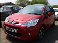 Citroen C3 1.2 PureTech Selection 5dr