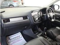 Mitsubishi Outlander 2.2 DI-D GX3 Leather 5dr 4WD