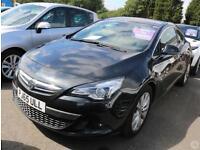 Vauxhall Astra GTC 2.0 CDTi 165 SRi 3dr Auto