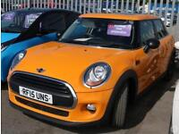 Mini One 1.2 Pan Roof 5dr