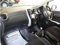 Nissan Note 1.2 DiG-S Tekna 5dr
