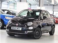 Fiat 500 1.2 Lounge 3dr 16inAlloys