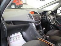 Vauxhall Zafira Tourer 1.4T 140 SE 5dr