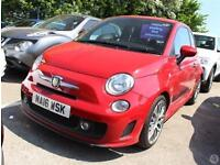 Abarth 595 1.4 T-Jet 140 3dr 17inAlloys