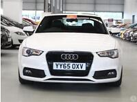 Audi A5 Coupe 2.0 TDi 190 S Line 2dr Nav Pan Roof