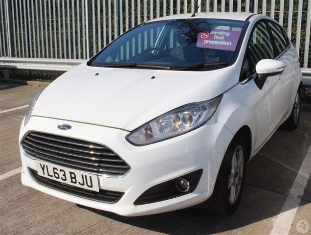 Ford Fiesta 1.0 Zetec 5dr Ford Sync