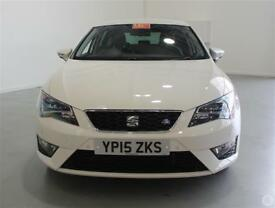 Seat Leon 2.0 TDI 184 FR 5dr Tech Pack 18in Alloys