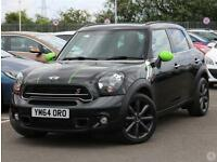 Mini Countryman Cooper S 1.6 Chili Pack 5dr Leathe