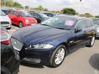Jaguar XF Sportbrake 2.2d 163 Luxury 5dr Auto