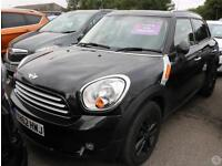 Mini Countryman Cooper 1.6D 5dr 17in Alloys